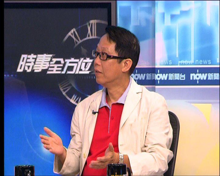張國柱:政府應予更多時間討論長者津貼