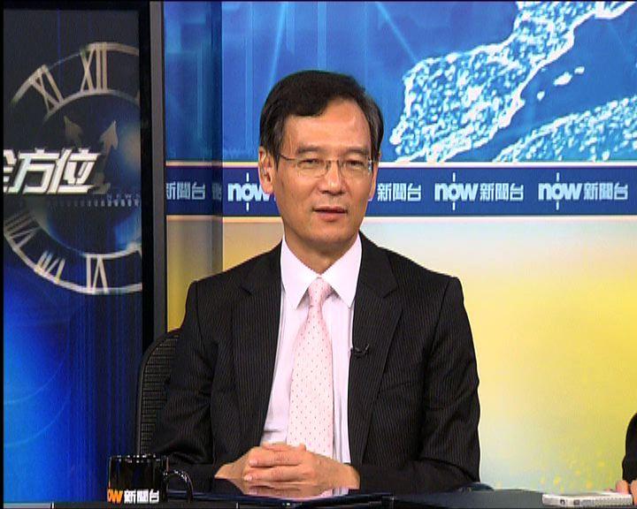 謝偉銓:政府需適度干預工商舖物業市場