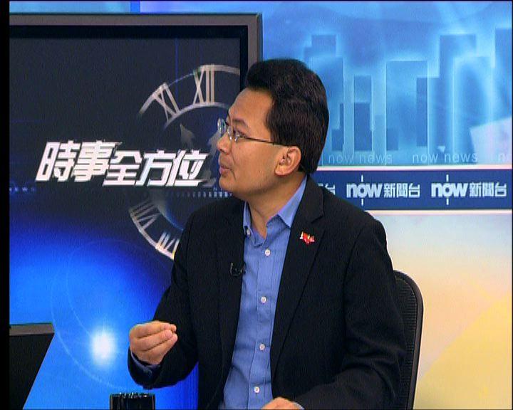 陳勇:望新發展的新界東北能增建公屋