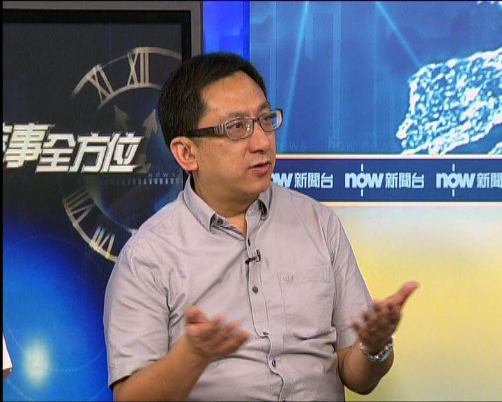 葉偉明:資方倡最低工資增至29.5元感失望