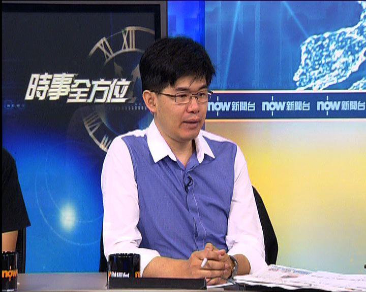 楊偉文:應制定檢討最低工資機制