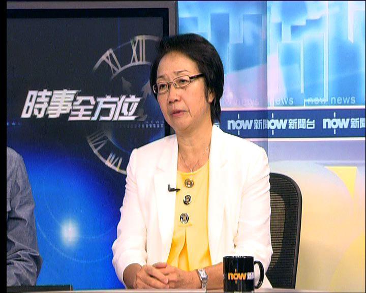 陳婉嫻:最低工資調升至30元仍不夠