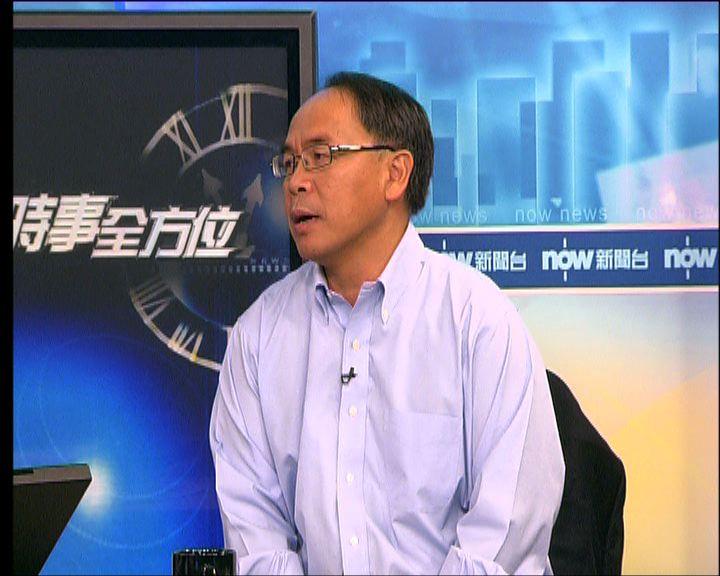 葉兆輝:盼政府推更完善退休計劃