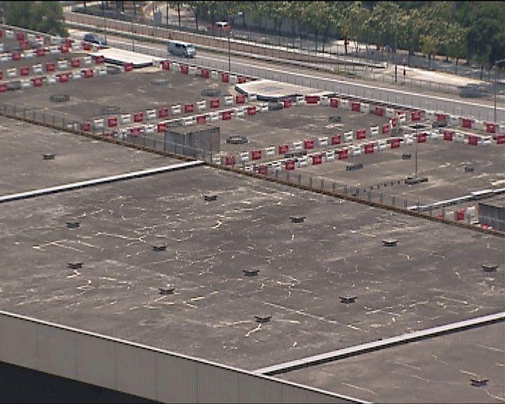 大圍站成港鐵年內第二個流標項目