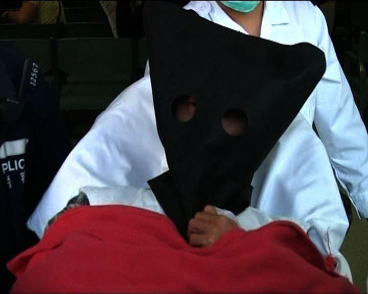 上水謀殺案疑兇被轉送至青山醫院