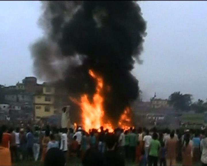 尼泊爾墜機死者包括五名華人