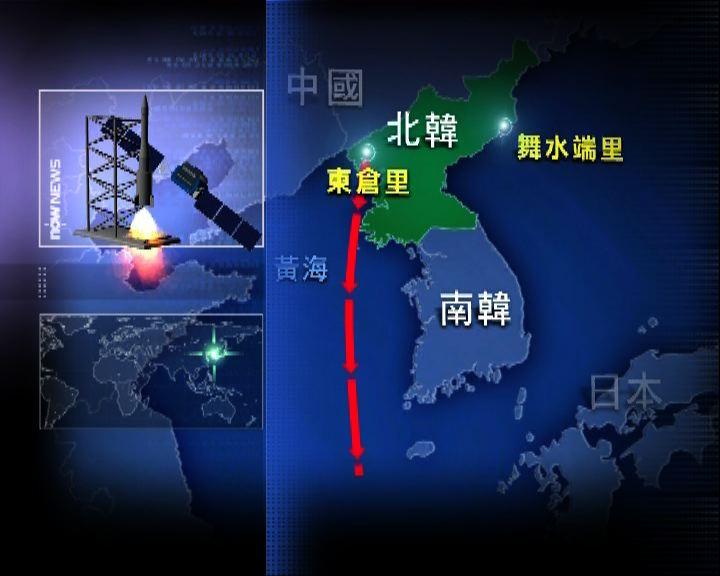北韓衛星發射位置敏感中國仍憂慮
