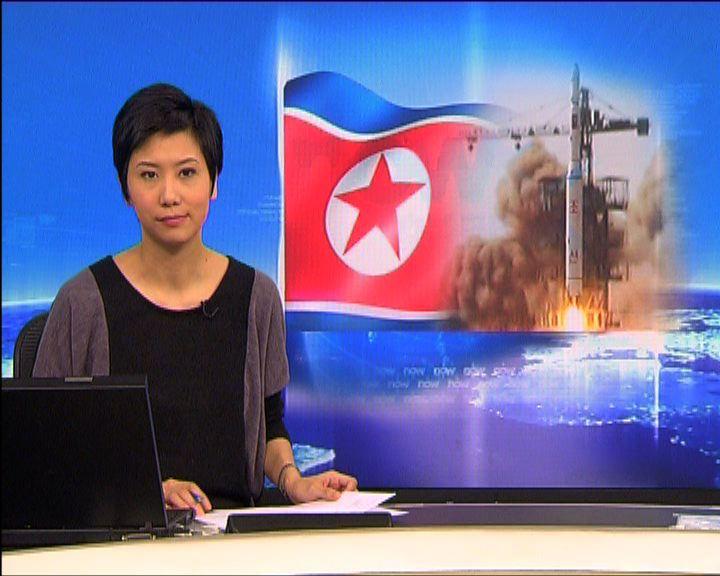 俄羅斯和中國對北韓發射火箭表示遺憾