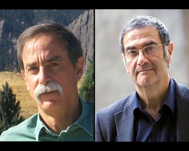 美法科學奪諾貝爾物理學獎