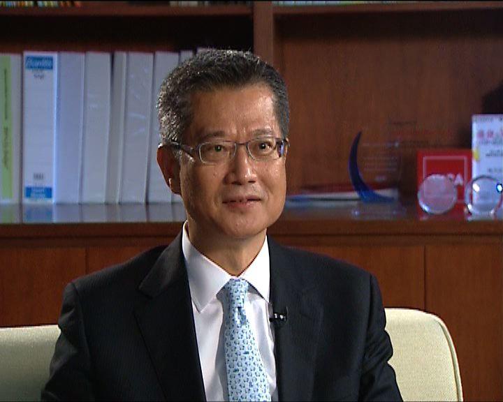 陳茂波:或減新界東北發展規模