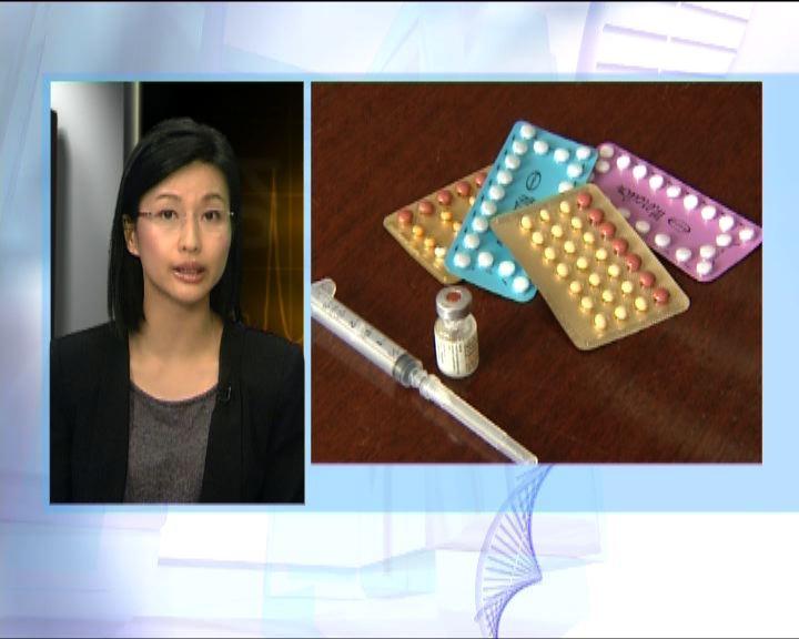 杏林在線:最佳避孕方法