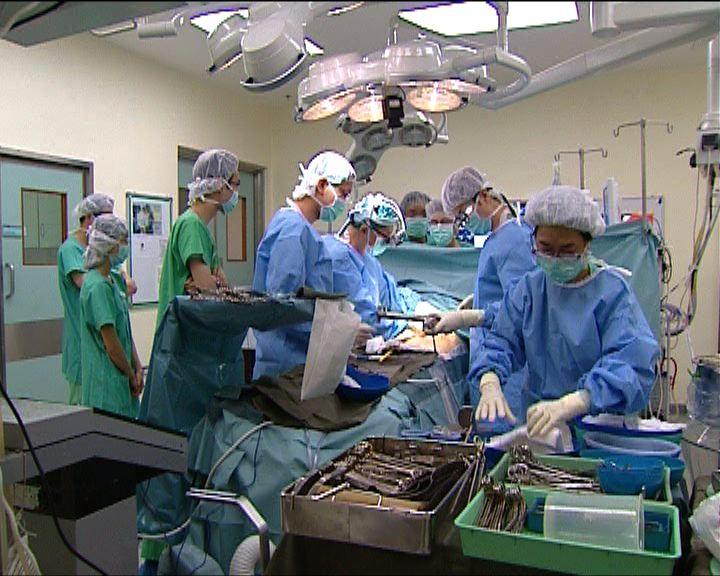 時間配合一肝二用乃手術最難處