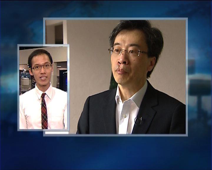 政情:李國麟或出選立法會內會副主席
