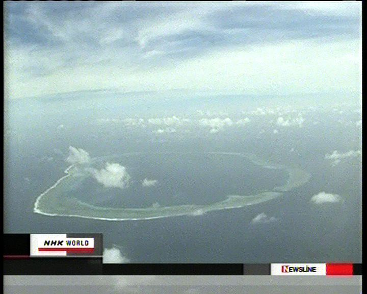 菲律賓揚言將再派船往黃岩島