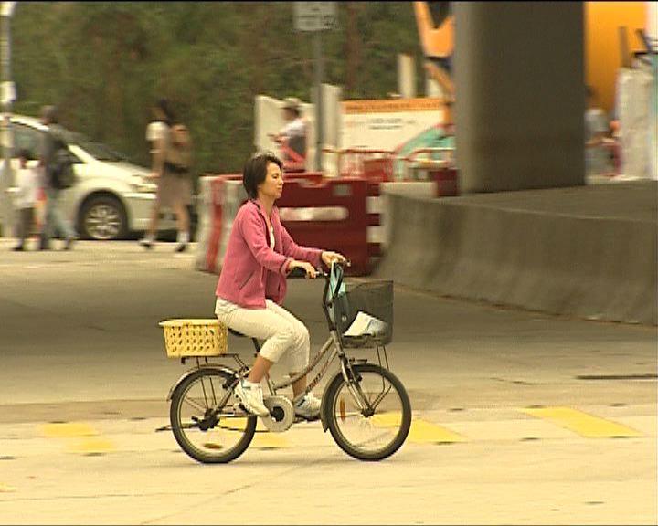 今年首十個月單車意外增13%