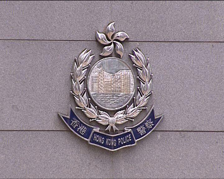 警方指無內部指引禁記者提問