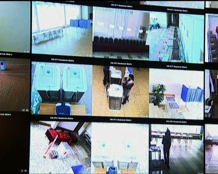 俄羅斯票站加裝攝錄機防止舞弊