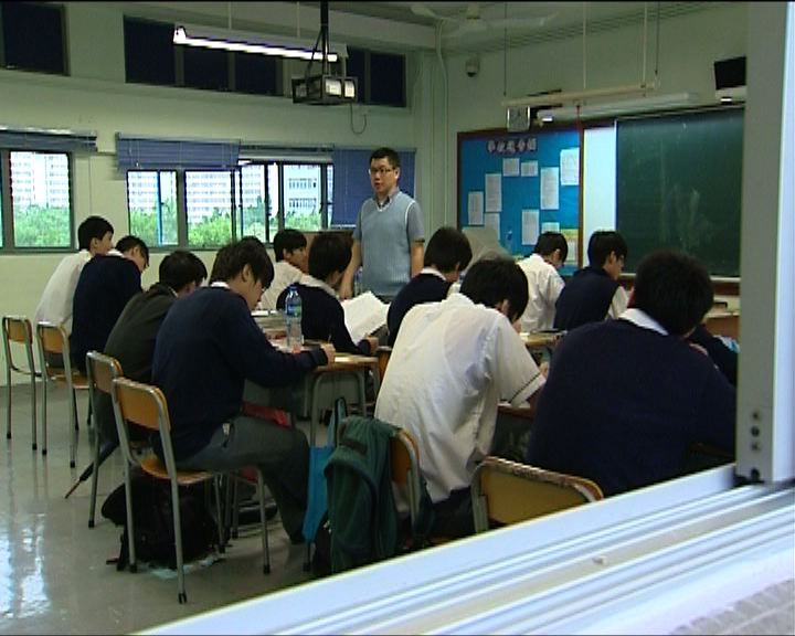 教師指須降派位人數助弱勢學校