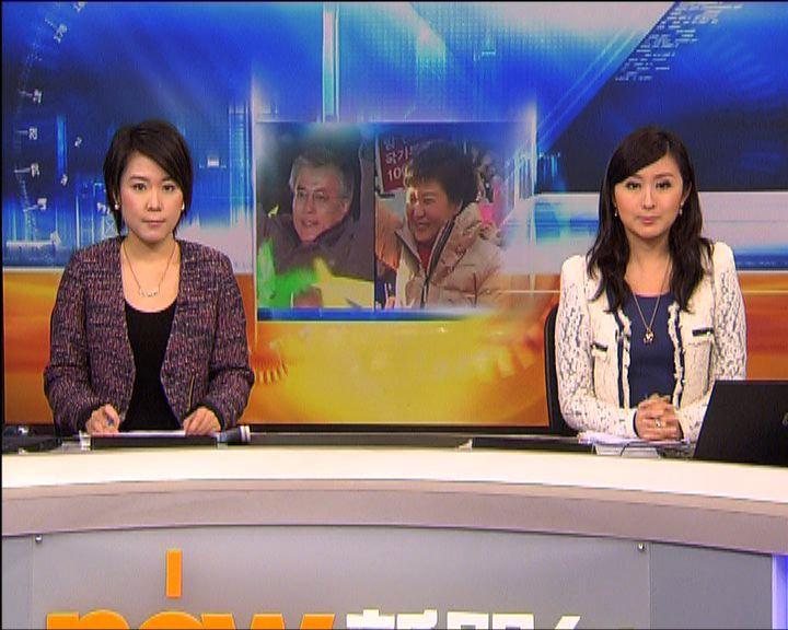 南韓總統選舉開始投票