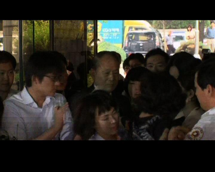 南韓總統李明博兄涉收賄款