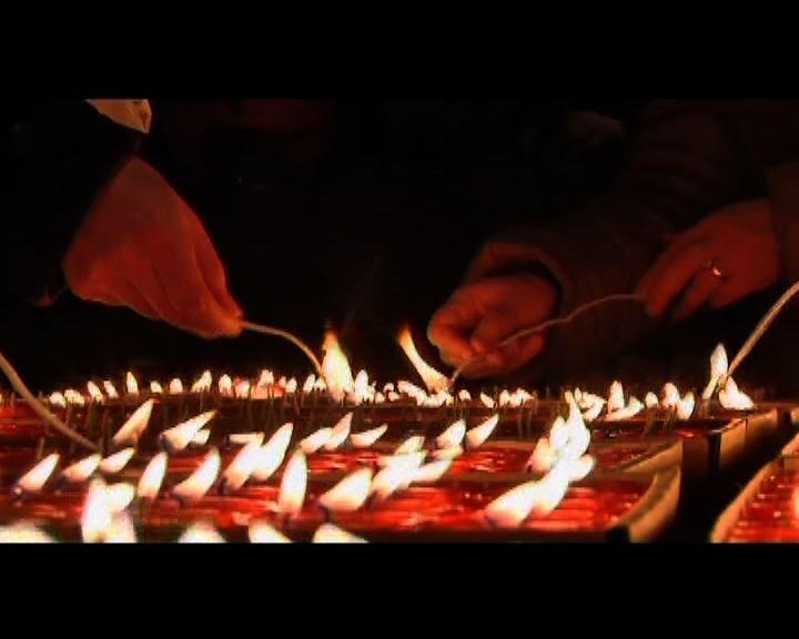 比利時彌撒悼車禍死難者