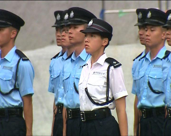梁振英:有信心警方能維持遊行秩序