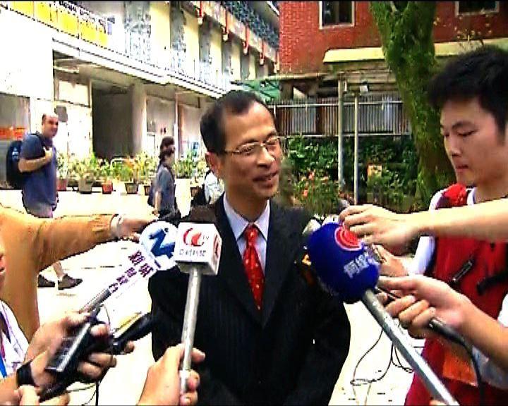 陳維安或任立法會新秘書長