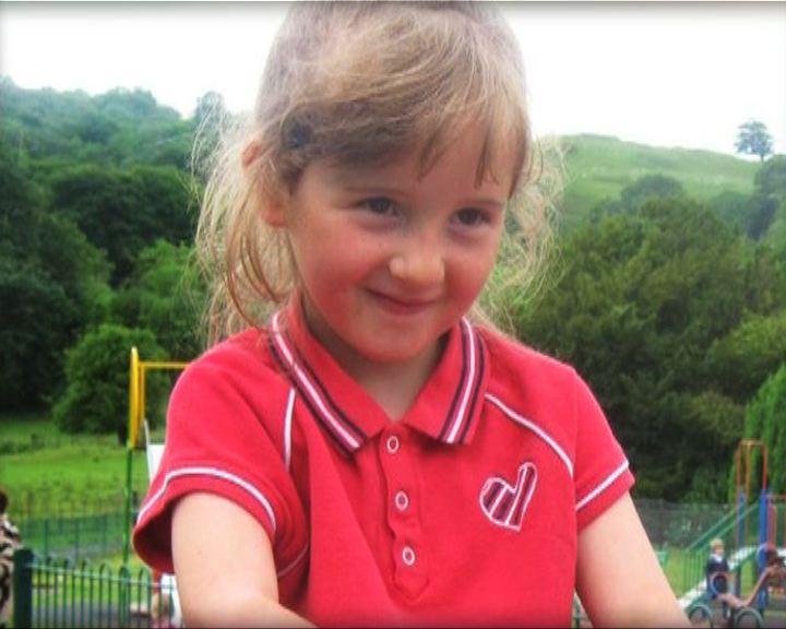 英五歲女童失蹤料已遇害