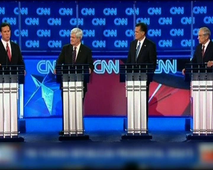 共和黨參選人傾向保守失支持