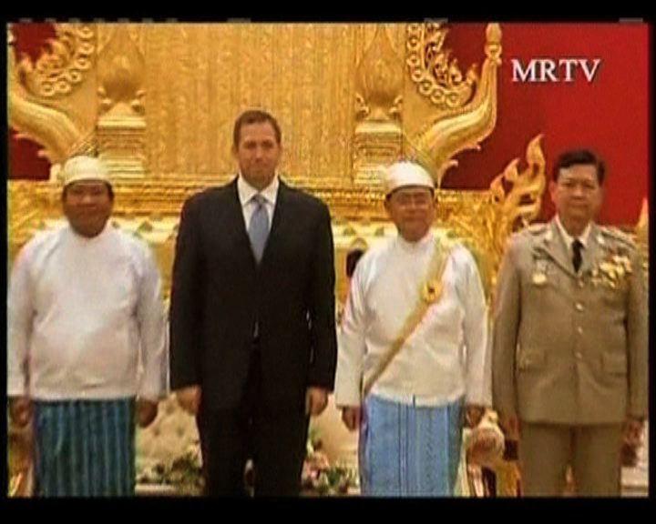 美國進一步解除對緬甸制裁