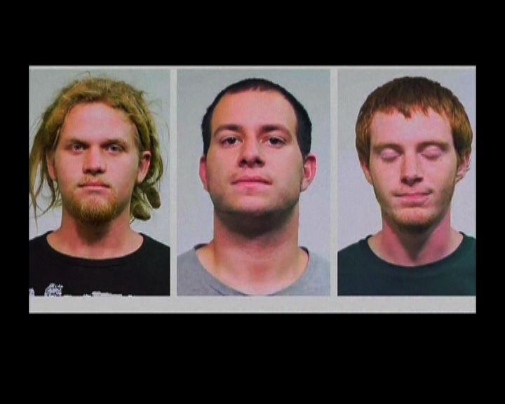 三人被控密謀北約舉行期間施襲
