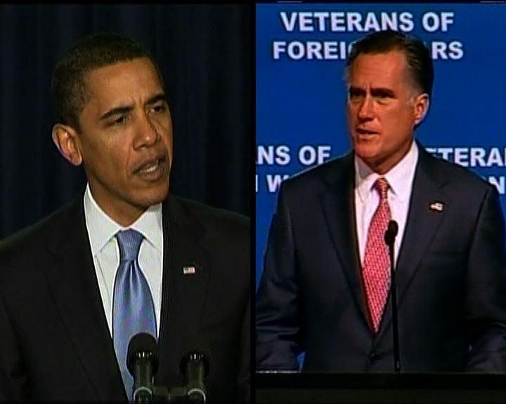 總統選戰變成兩黨核心理念之爭