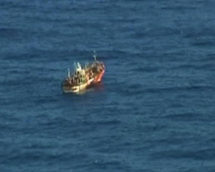 美國擬擊沉漂流日本漁船