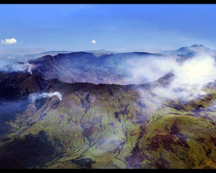 超級火山爆發會帶來極大破壞