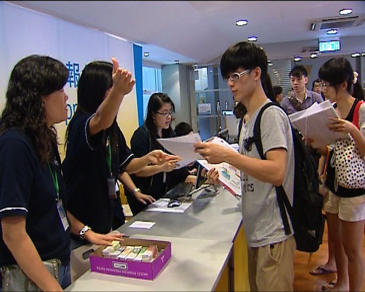八千高考生報高級文憑超越去年