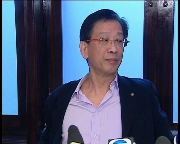 胡漢清批評有人分化法律界