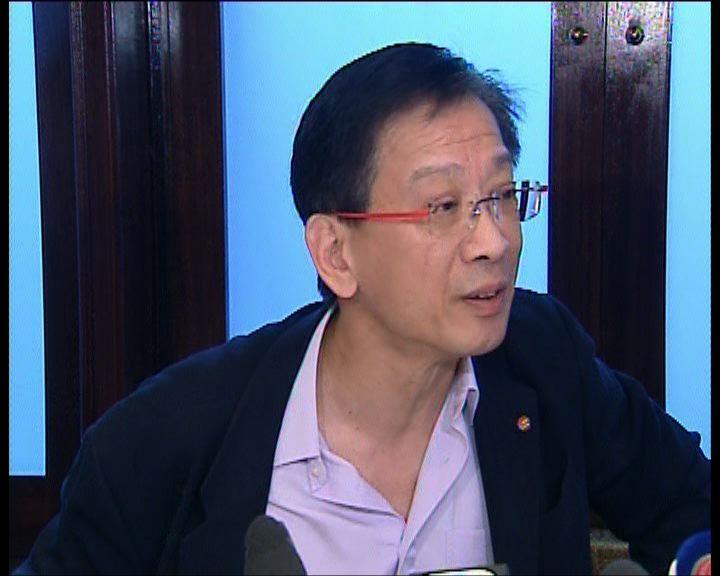 胡漢清:批評者未了解其講話內容