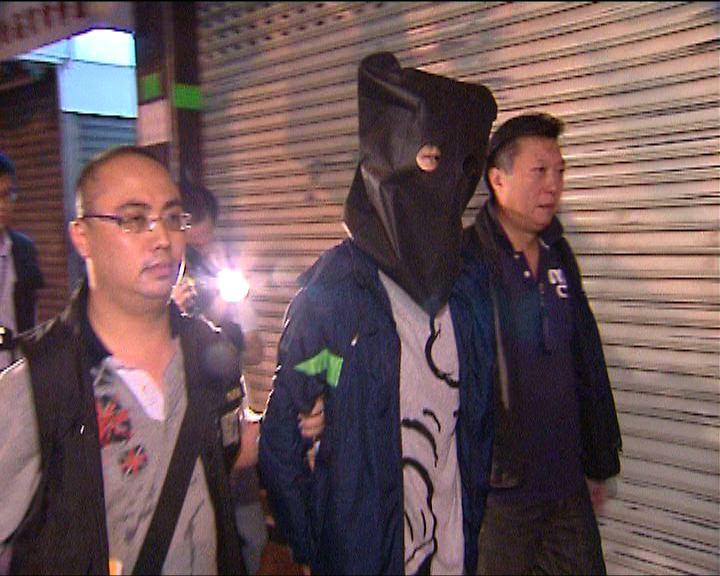 三少年疑襲擊途人行劫被捕