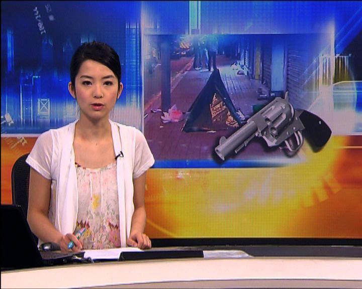 長沙灣開槍案警拘捕六男子