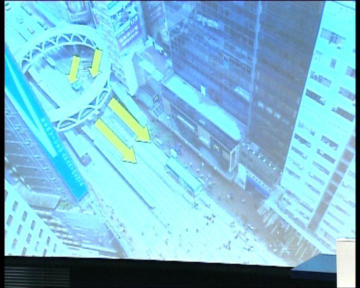 七一遊行警方將封閉電車路