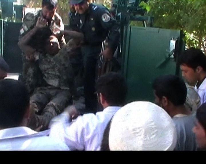 阿富汗法院受襲逾五十人死亡
