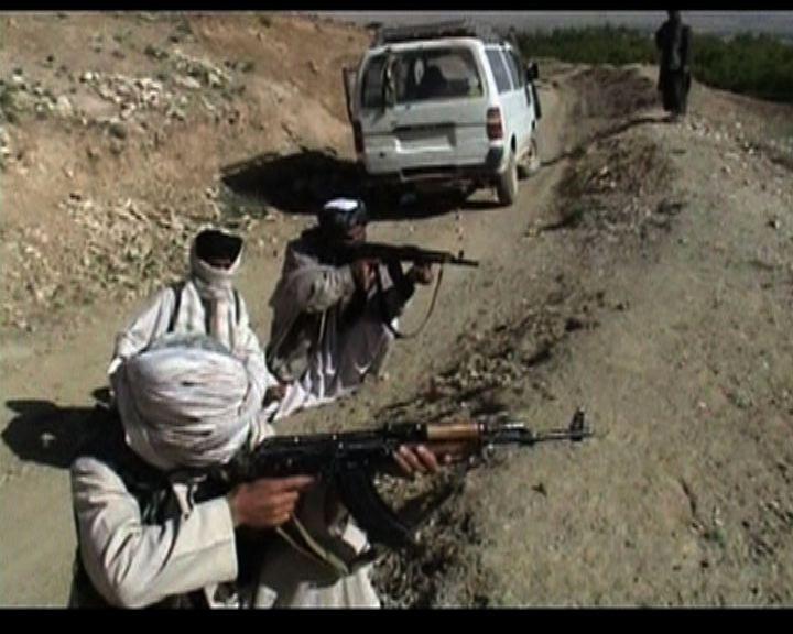 塔利班發出春季襲擊警告
