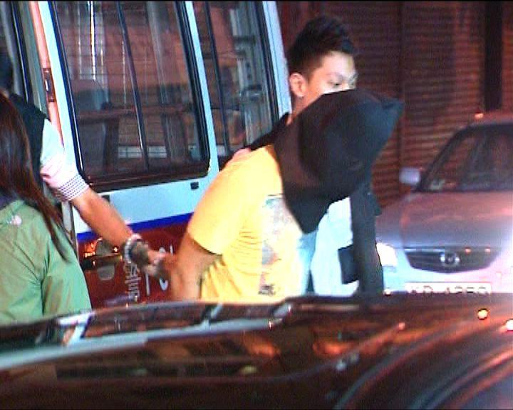 警油麻地拘一漢涉多宗爆竊案