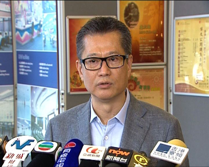 陳茂波:將物色人選出任市建局主席