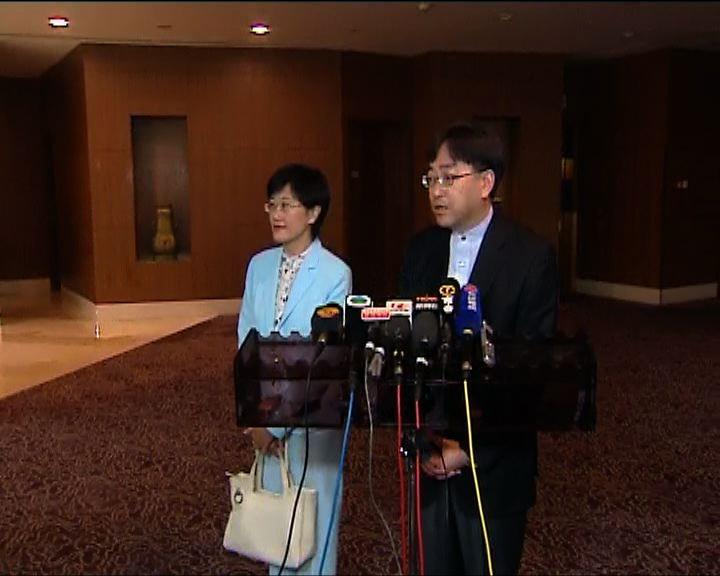 高永文:夏天現H7N9病例響警號