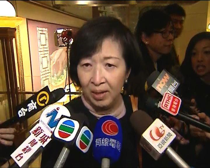 全國人大港區代表:要徹查港記者被毆