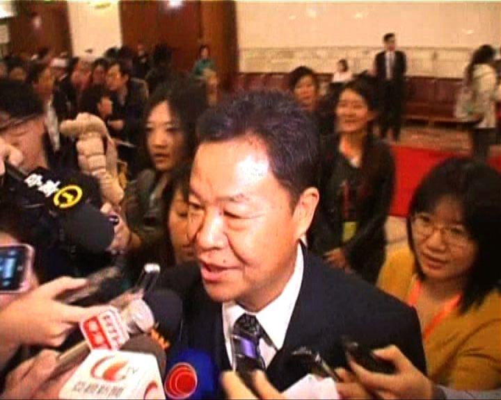 呂新華不評論泛民是否愛國愛港
