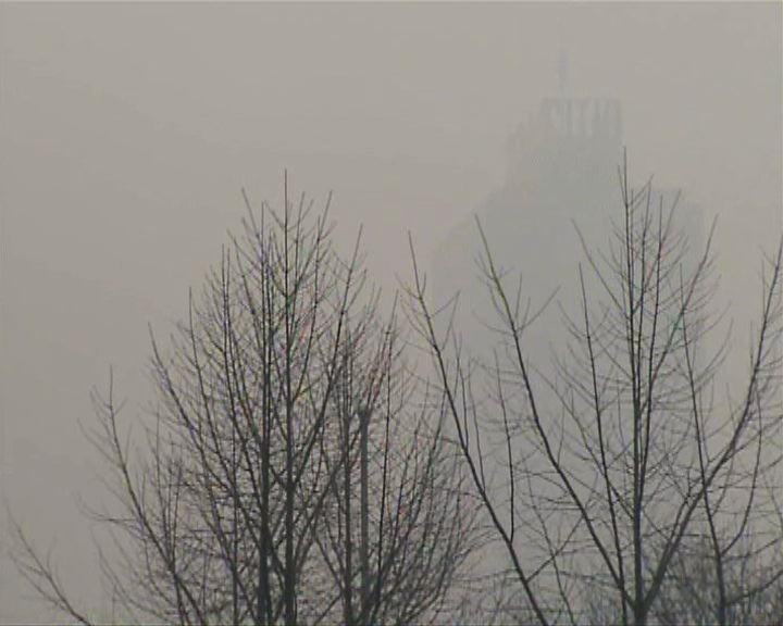 首都專線:北京空氣污染持續嚴重