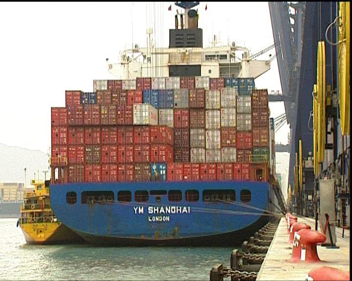 中國出口按年下跌出乎市場預期