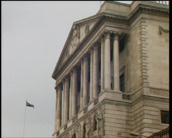 英失業率見逾4年低位 央行或提早加息